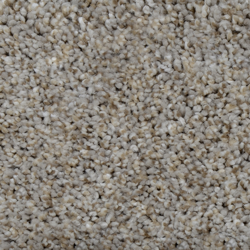 A close-up (swatch) photo of the Taupe flooring product